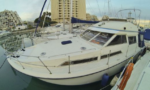 1982 Marine Projects Princess 38