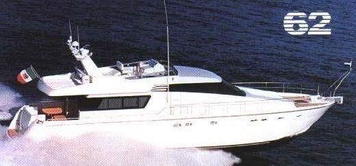 1998 Sanlorenzo SL 62