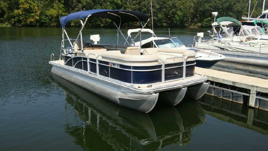 Tritoon For Sale >> 2014 Bennington Tri Toon 24 Slx Power Boat For Sale Www Yachtworld Com