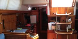 photo of  Oyster 485 Deck Saloon