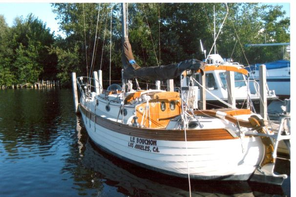 Marinette (WI) United States  City pictures : 1984 Nor'Sea 27 Sail Boat For Sale www.yachtworld.com