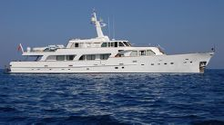 1964 Hall Russell & Co 34 mt Motor Yacht