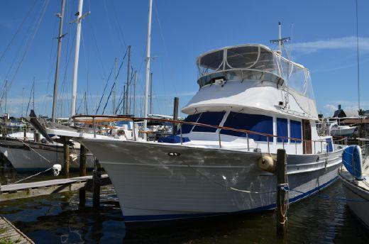 1986 Albin 43 Classic Trawler