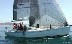 2003 Comar Yachts COMET 36
