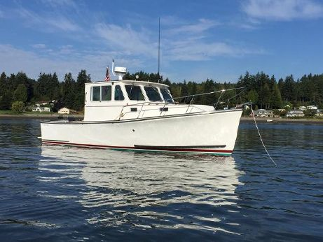 Downeast Lobster Boat