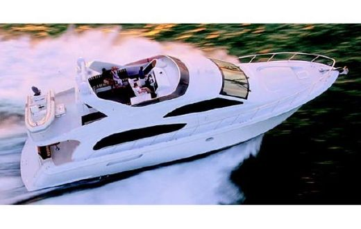 2005 Hatteras 64 Motor Yacht