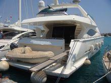 2003 Ferretti Yachts 76