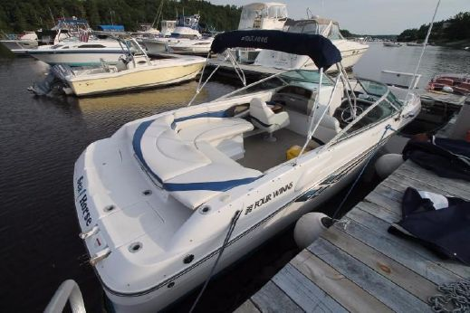 2001 Four Winns 260 Horizon