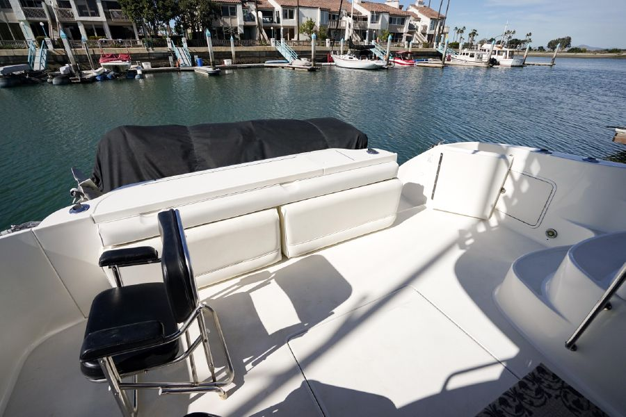 2001 Sea Ray 480 Sedan Bridge for sale in San Diego