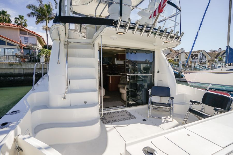 2001 Sea Ray 480 Sedan Bridge for sale