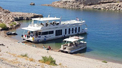 2006 Destination Yacht Custom Houseboat