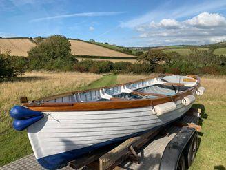 1950 Classic Net Boat