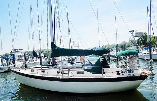 1985 Morris Yachts Justine