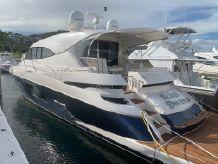 2017 Riviera 60 Sport Yacht