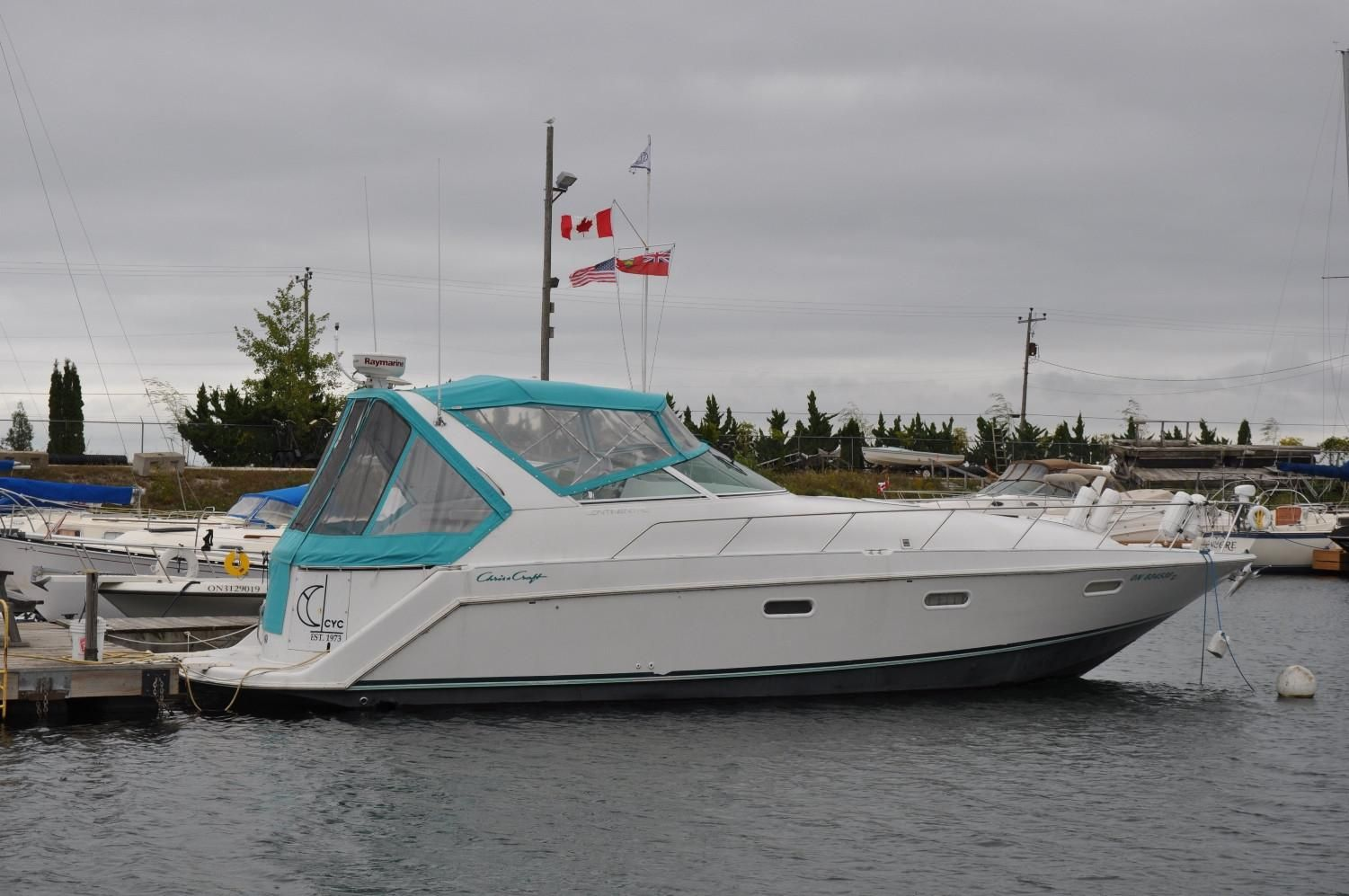 1993 Chris Craft 380 Continental Power Boat For Sale Www Deck Wiring Diagram