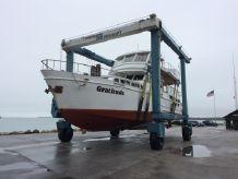 1970 Trawler CBEC Steel Trawler