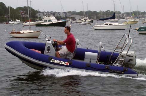 2007 Ribcraft 150
