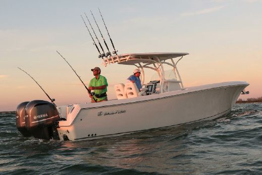 2017 Sailfish 320 CC