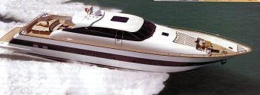 2003 Tecnomar Velvet 26