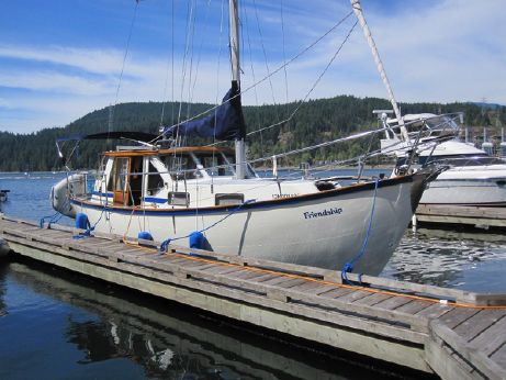 1993 Glasply Motor sailer