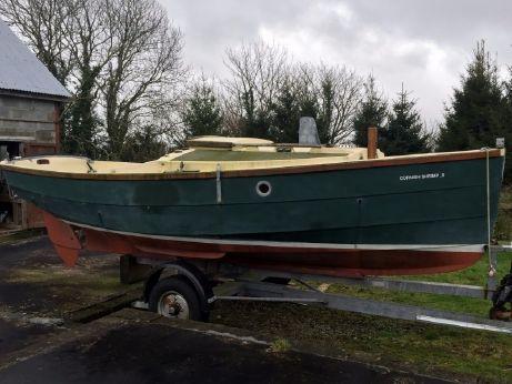 1990 Cornish Shrimper 19