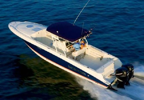 2016 Wellcraft 35 Scarab Offshore Sport