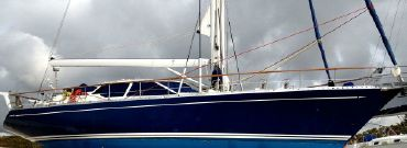 2001 Nauticat 515 Pilot House