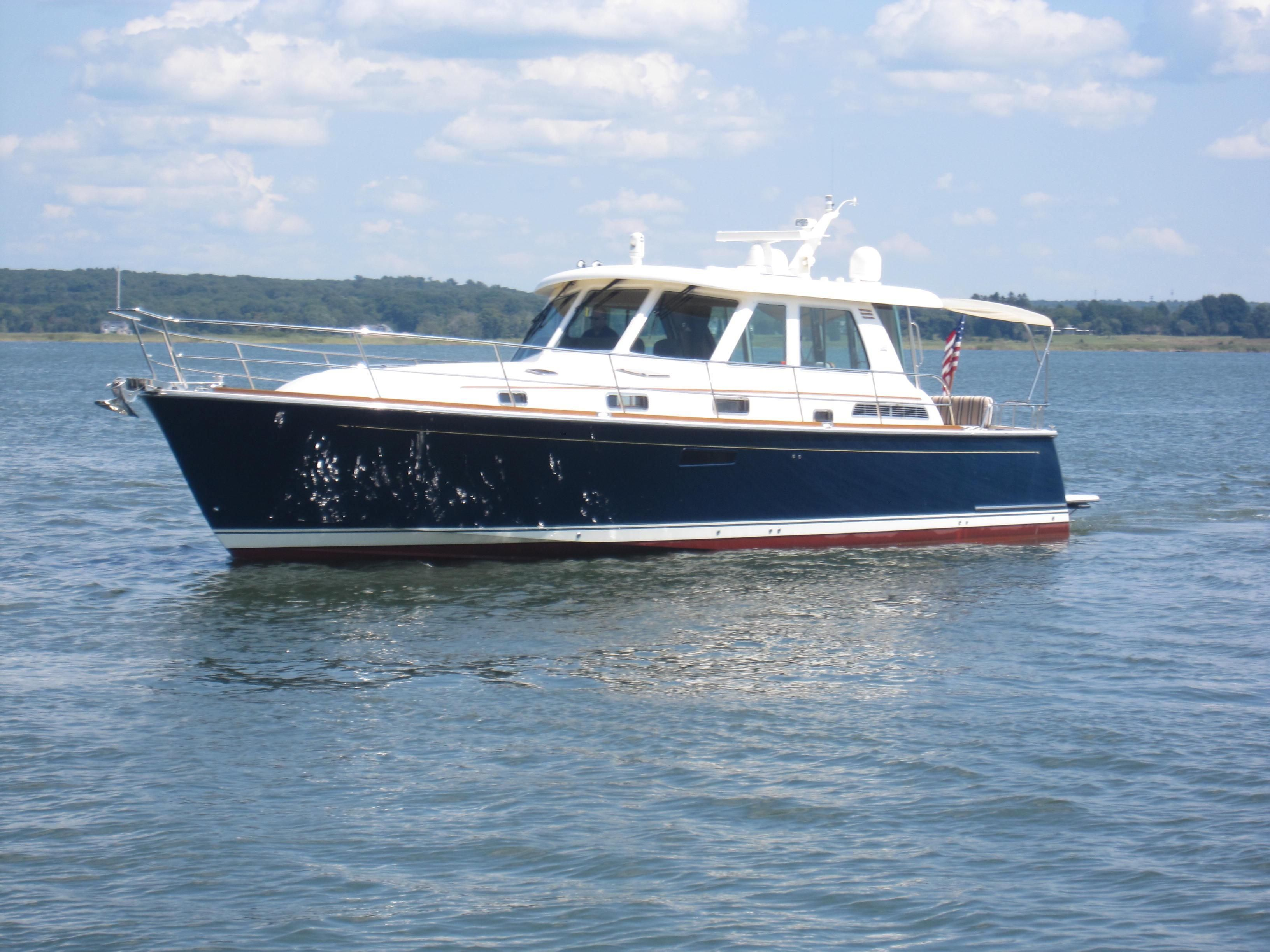 2013 Sabre 48 Salon Express Power Boat For Sale - www.yachtworld.com