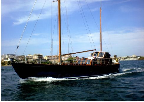 1926 Bermudan Ketch yacht