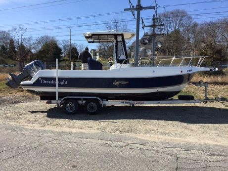 2003 Aquasport Osprey 250 Center Console