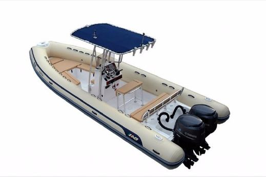 "2017 Ab Inflatables Oceanus 24"" VST"