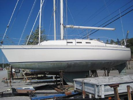 1985 Canadian Sailcraft CS30
