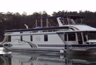 1998 Lakeview 65 x 16 House Boat