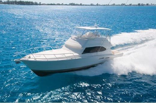 2009 Riviera 58 Open Flybridge