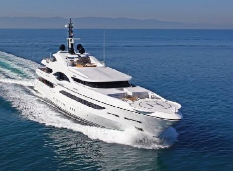 2015 Oceanc Customized MEGA Yacht
