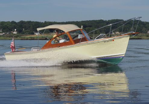 1974 Dyer 29 Bass Boat