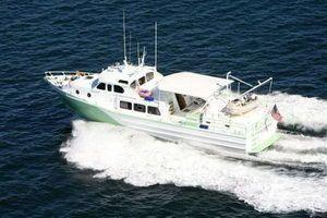1982 Breaux Bay Craft Custom Yacht finish