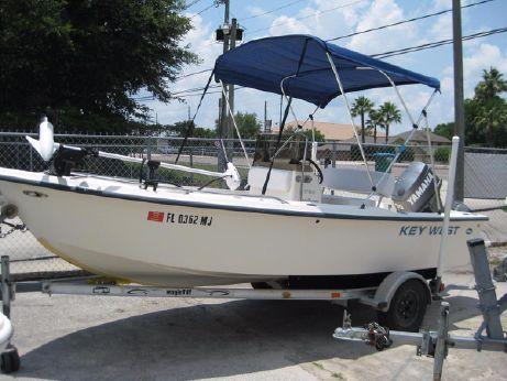 2004 Key West 1720 Sportsman