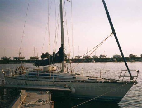 1986 X-Yachts X-402