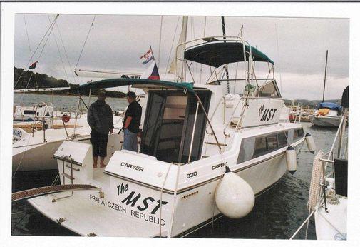 1995 Carver 33