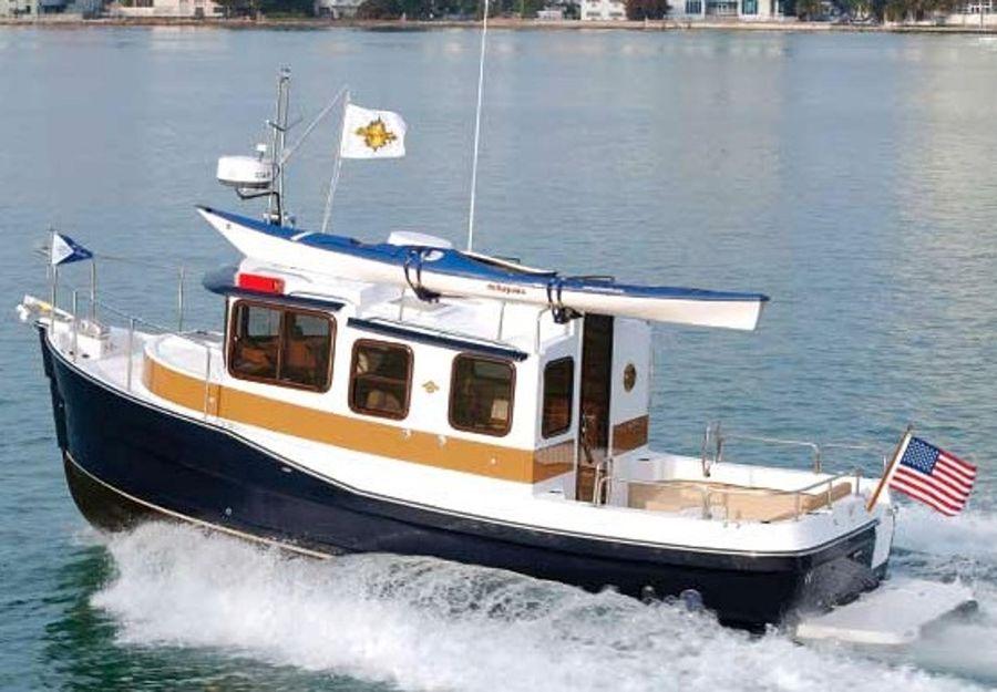 photo of 25' Ranger Tugs R-25SC