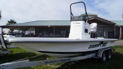 2019 Gulf Coast Bay Saber Cat 25'