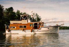 1949 Custom Houde and Bergeron 37 Trawler