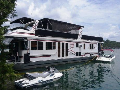 2004 Lakeview 16x68 Houseboat