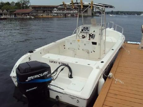 2006 Sea Fox 230 Center Console