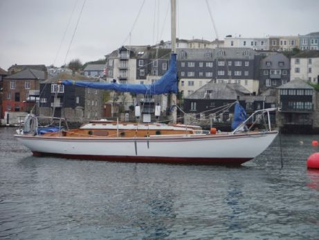 1960 Folkboat 26