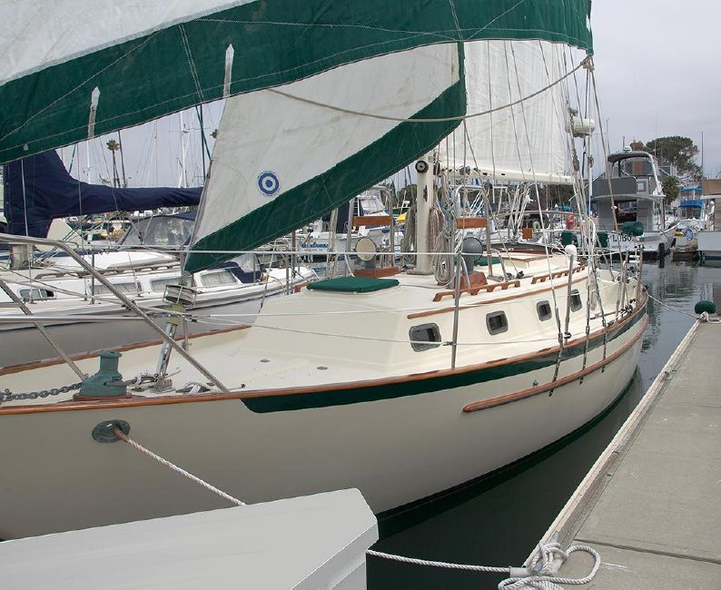 Pacific Seacraft 34 for sale in Oceanside CA