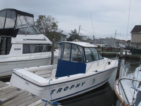 1998 Bayliner 2352 Trophy Walkaround