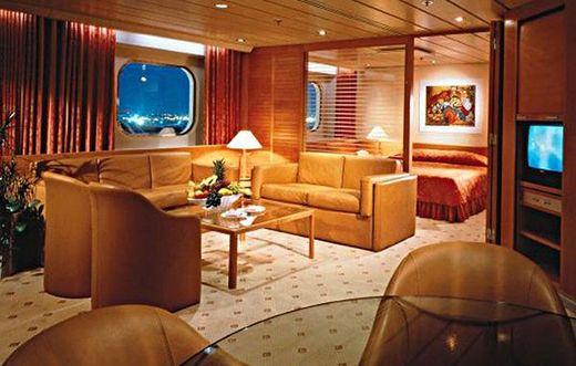 1992 Modern Cruise Ship, 1,800 Passengers -Stock No. S2420
