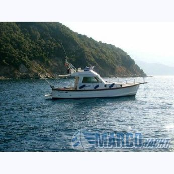 1997 Sciallino 33 FLY
